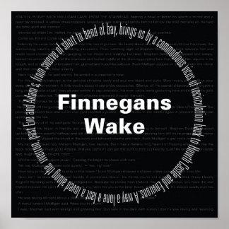 Finnegans Wake Poster