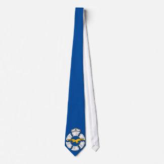 Finnish Air Force Emblem Tie