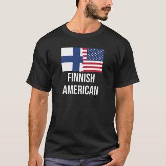 Finnish American Flag T-Shirt