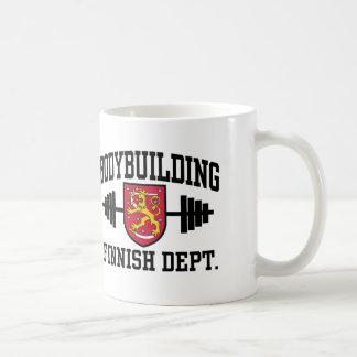 Finnish Bodybuilding Mug