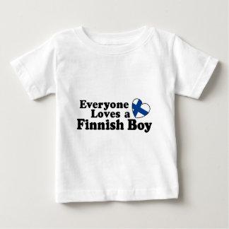 Finnish Boy Infant T-shirt