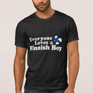 Finnish Boy Shirt