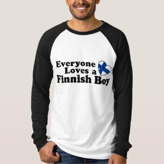 Finnish Boy Tee Shirt