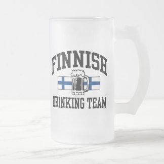 Finnish Drinking Team Mugs