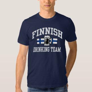 Finnish Drinking Team Shirt