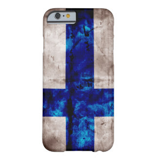 Finnish Flag Barely There iPhone 6 Case