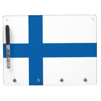Finnish Flag custom message board