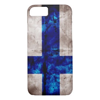 Finnish Flag iPhone 8/7 Case