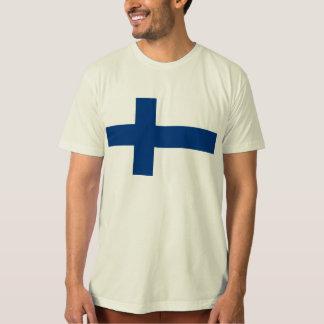 Finnish Flag Tshirt