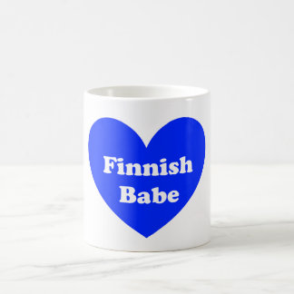 Finnish Girl Coffee Mug