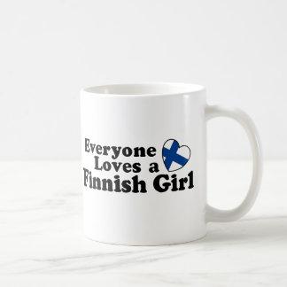 Finnish Girl Mug