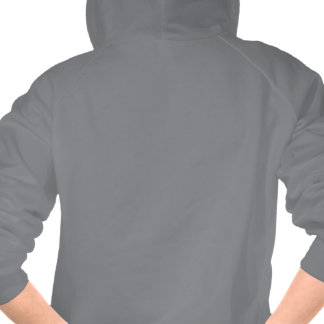 Finnish Girl Silhouette Flag Sweatshirt