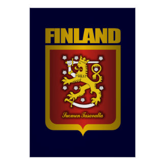 """""""Finnish Gold"""" Posters & Prints"""