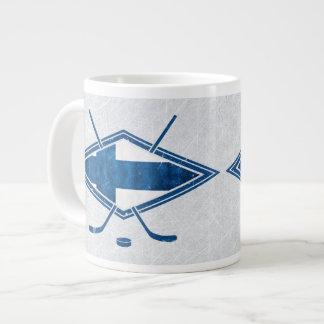 Finnish Hockey Flag Logo Suomi Mug