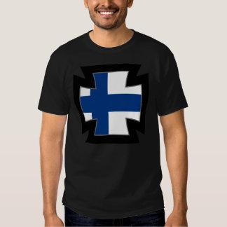 Finnish Iron Cross T-shirt