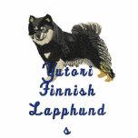 Finnish Lapphund  -  gold t-shirt