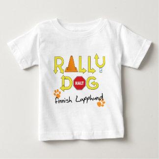 Finnish Lapphund Rally Dog Baby T-Shirt