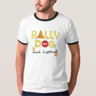 Finnish Lapphund Rally Dog T-Shirt