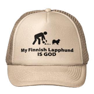 Finnish Lapphund Trucker Hat