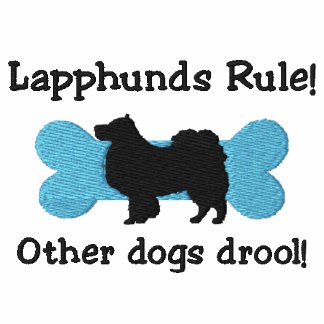 Finnish Lapphunds Rule