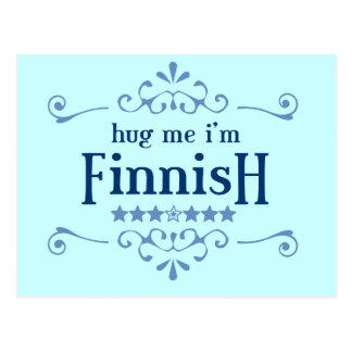 Finnish Postcard