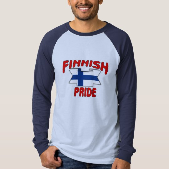 Finnish pride T-Shirt