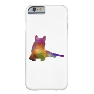 Finnish Spitz 01 in watercolor Barely There iPhone 6 Case