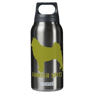 Finnish Spitz Insulated Water Bottle