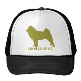 Finnish Spitz Trucker Hat