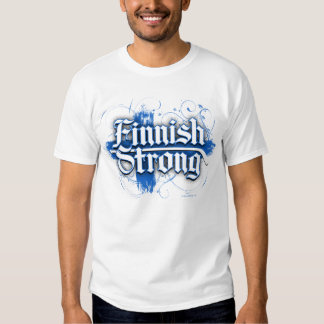 Finnish Strong Tee Shirt