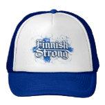 Finnish Strong Trucker Hats