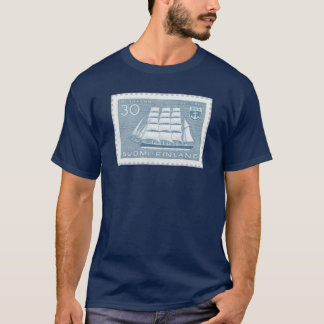 Finnish Tall Ship Shirt
