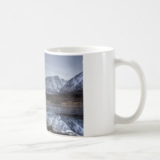Finnmark in the autumn coffee mug