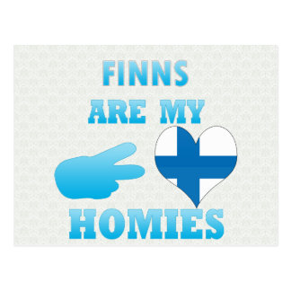 Finns are my Homies Post Cards