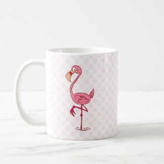 Finny Flamingo Mugs