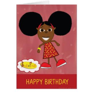 Fino Happy Birthday Card