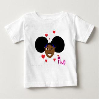 Fino Love Hearts Tshirt