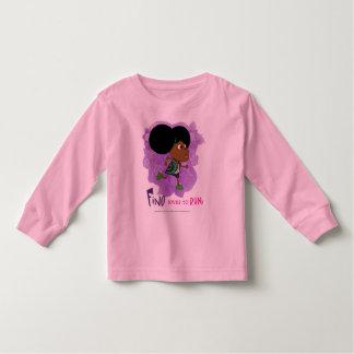 Fino Run Pink Shirt
