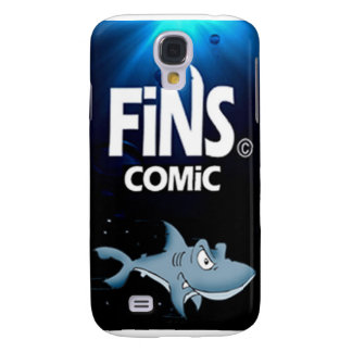 Fins Comic iPhone 3 Cover