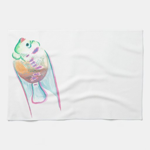 Fins Hand Towel