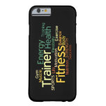 Fintess/Personal Trainer iPhone 6 case iPhone 6 Case