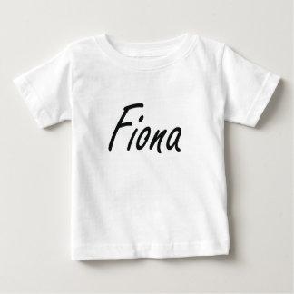 Fiona artistic Name Design Infant T-shirt