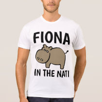 FIONA CINCINNATI HIPPO T-Shirts