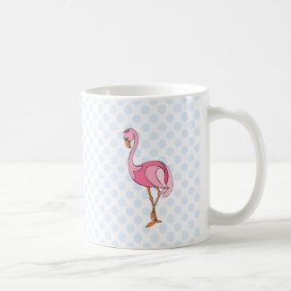 Fiona Flamingo Coffee Mug