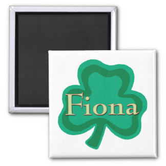 Fiona Irish Magnet