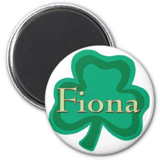 Fiona Irish Refrigerator Magnet