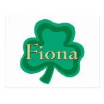 Fiona Irish Postcards