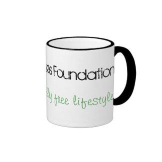 Fiona Oakes Foundation Mug