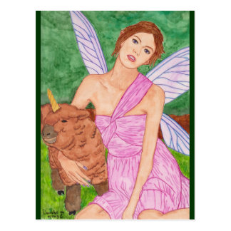 """Fiona"" por Daedelys Postales"