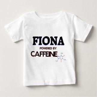 Fiona powered by caffeine infant t-shirt